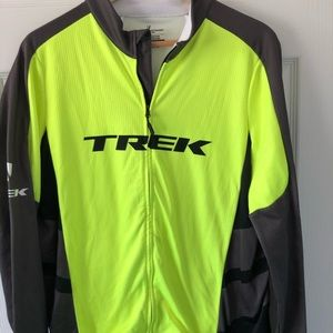 Trek long sleeve bike jersey XXL